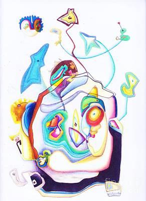 Playa 1 09 Art Print by Xole