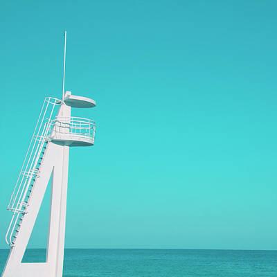 Alicante Photograph - Playa Beach by Laura Soler / Tapiz de Mar