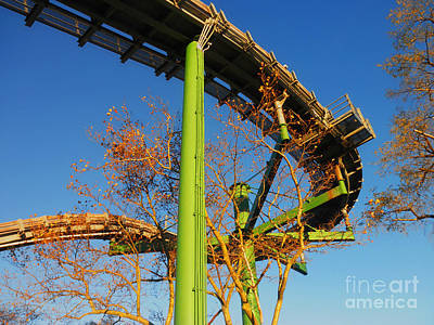Art Print featuring the photograph Playland II by David Klaboe