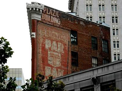 Photograph - Plaza Building Oakland by Kelly Manning