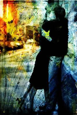Segregation Digital Art - Please Don't Go by Andrea Barbieri