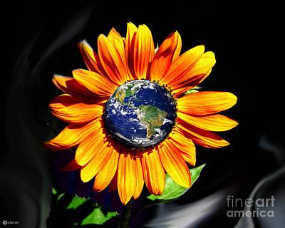 Digital Art - Please Don't Take My Sunshine Away by Lizi Beard-Ward