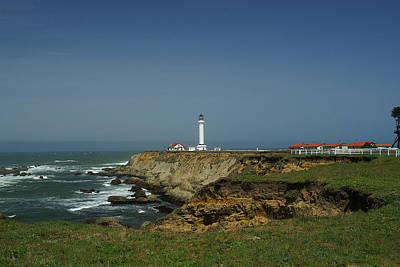 Point Arena Lighthouse Art Print