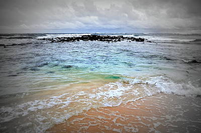 Photograph - Poipu Kauai by Sandra Sigfusson