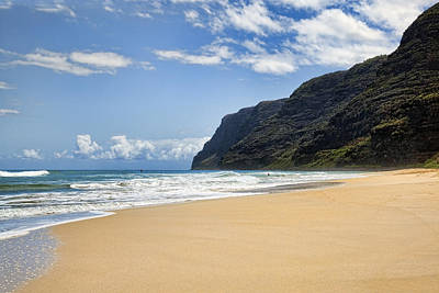 Photograph - Polihale Beach by Kelley King