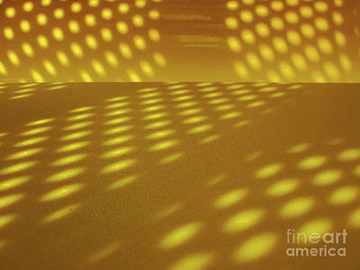 Photograph - Polka Dot Shadows by Mark Holbrook