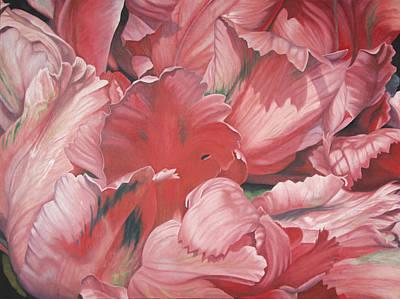 Pollyflower Art Print by - Harlan