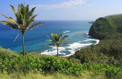 Photograph - Pololu Valley by Scott Rackers