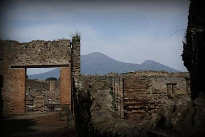 Pompei Art Print by Kevin Flynn