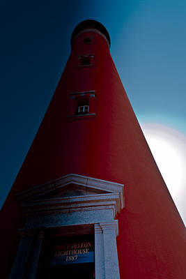 Photograph - Ponce Deleon Lighthouse by Shannon Harrington