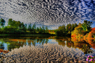Photograph - Pond Of The Gods by Emily Stauring