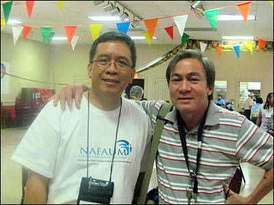 Photograph - Pong And Glenn 2009 by Glenn Bautista