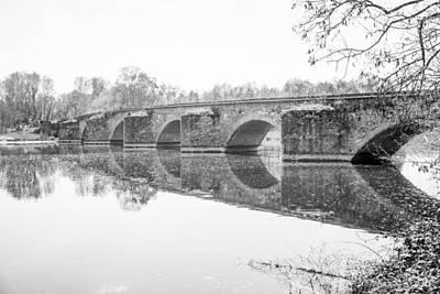 Ponte Buriano Print by Ralf Kaiser