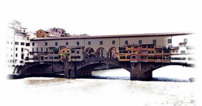 Photograph - Ponte Vecchio 4 by Allan Rothman