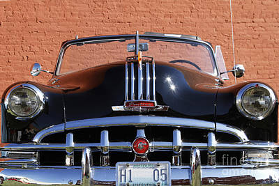 Photograph - Pontiac Convertible by Dennis Hedberg
