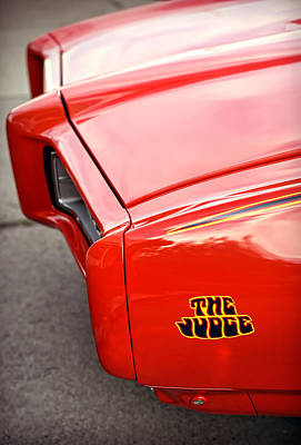 Pontiac Gto - The Judge Original by Gordon Dean II