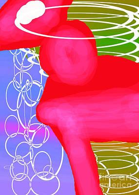 Ponyrose Art Print by Toteto Toteto