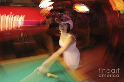 Photograph - Pool Daze by Sherry Davis