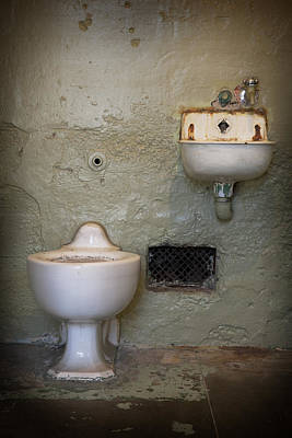 Alcatraz Photograph - Porcelain by Kelley King