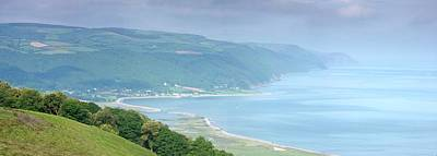 Photograph - Porlock Bay by Ed Lukas