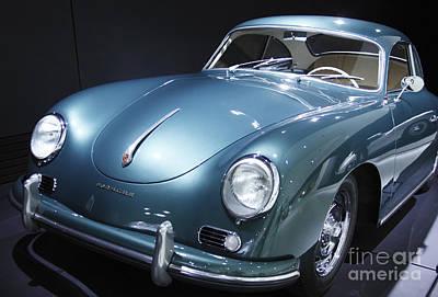 Porsche Museum 4 Art Print