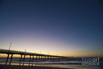 Gulf Of Mexico Photograph - Port Aransas Texas by Andre Babiak