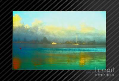 Port Art Art Print by James  Dierker