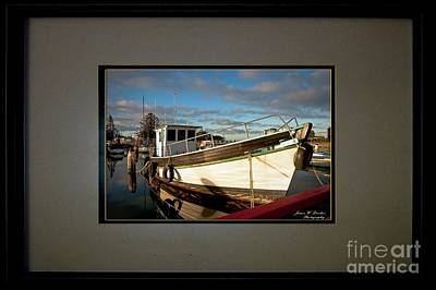 Photograph - Port Boats by James  Dierker