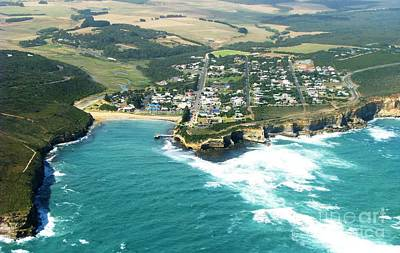 Photograph - Port Campbell by Michele Penner