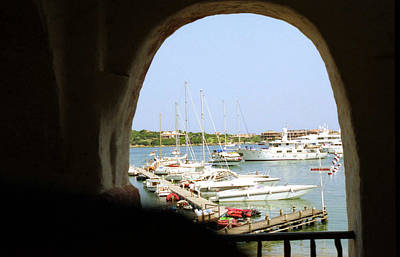 Photograph - Port In Sardinia by Emanuel Tanjala