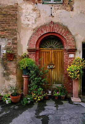 Photograph - Porta Classica by John Galbo