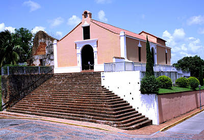 Porta Coeli Church Photograph - Porta Coeli by Carlos Felix Porrata