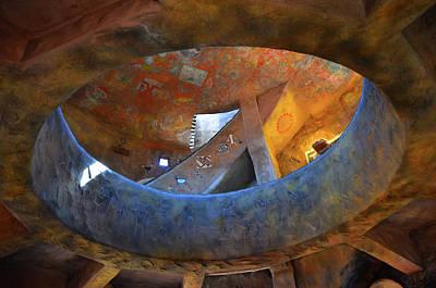 Photograph - Portal To Native Art by Paul Mashburn