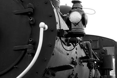 Porter Steam Engine Art Print