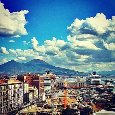Photograph - Porto Di Napoli by Gianluca Sommella