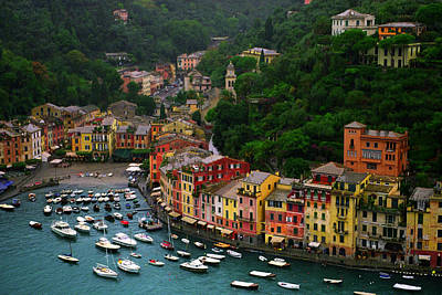 Photograph - Portofino by John Galbo
