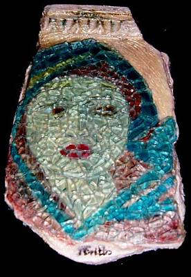 Portrait 2 Original by Anneliese Fritts