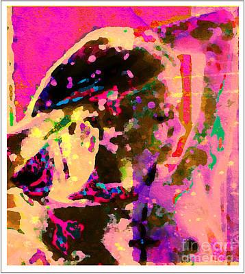Portrait 2011 Art Print by Peter Szabo