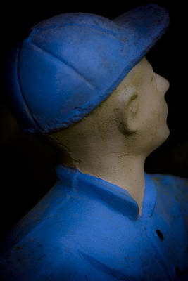 Photograph - Portrait Of A Lawn Jockey by Kim Henderson