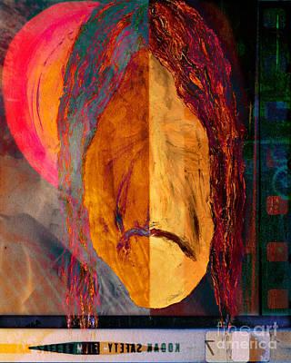 Portrait Of A Man 2 Art Print by Emilio Lovisa
