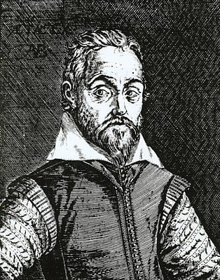 Duchesne Photograph - Portrait Of Joseph Duchesne by .