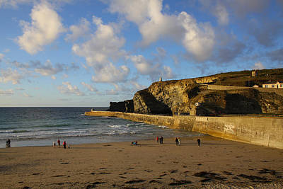Photograph - Portreath Beach by Ken Brannen