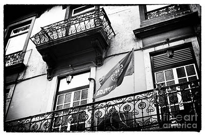Photograph - Portuguese Pride  by John Rizzuto