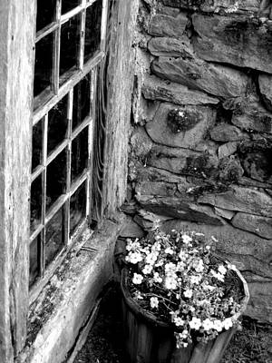 Art Print featuring the photograph Pots And Panes by Lyn Calahorrano