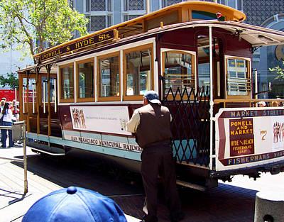 Powell Street Turnaround Original