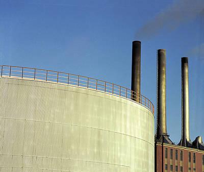 Power Generation Original by Jan W Faul