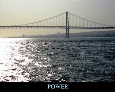 Photograph - Power Motivational by John Shiron