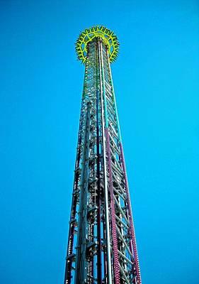 Photograph - Power Tower ...  by Juergen Weiss