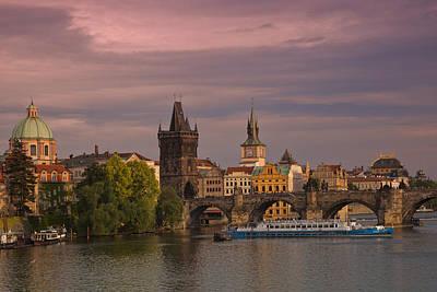 Prague Art Print by Dennis F Buehler Photography