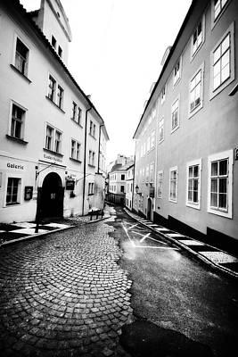 Prague Side Streets 2b Original